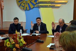 На Житомирщині затвердили 35 символів змін, які продовжуватимуть втілювати у 2019 році