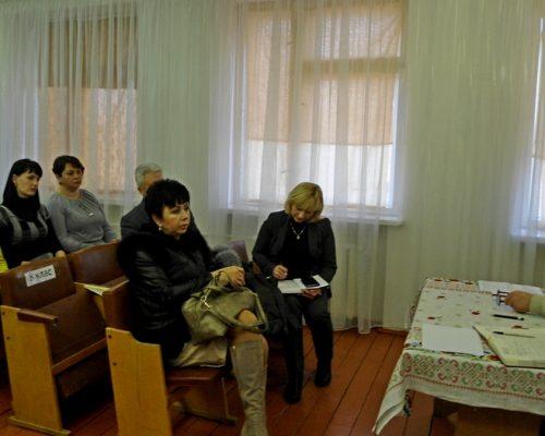 Микола Козарчук зустрівся з мешканцями Василівки