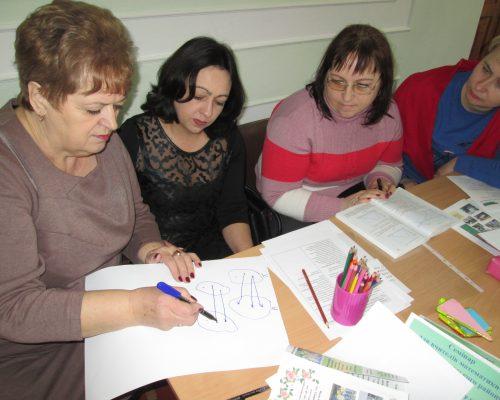 Відбувся семінар-практикум для вчителів математики Житомирського району