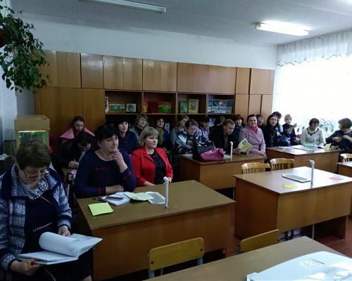 Проведено семінар вчителів предметів природничого циклу