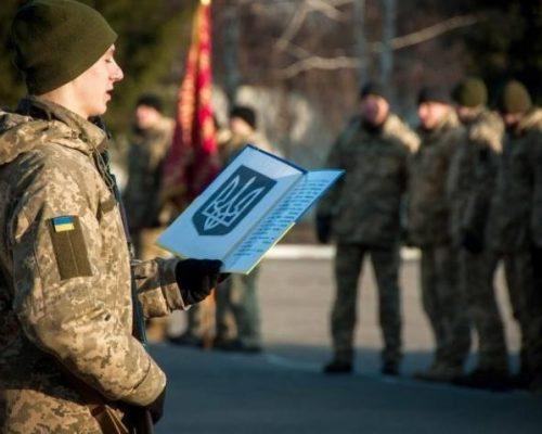 У Житомирському районі триває весняний призов на строкову військову службу