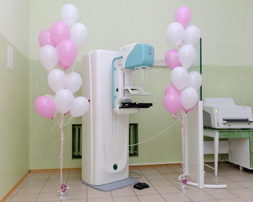 У Житомирському районі планують реалізувати проект з придбання мамографа для КНП «Центральна районна лікарня»