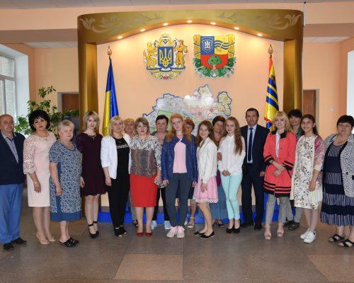 Сергій Микитюк провів традиційну зустріч з дітьми-сиротами