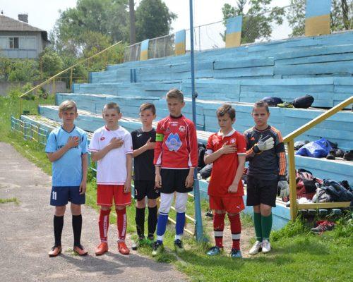 Відбулись фінальні змагання з футболу серед юнаків 2008-2009 р.н.