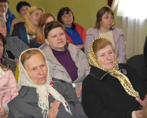 В Озерянці відбулося свято з нагоди Дня матері