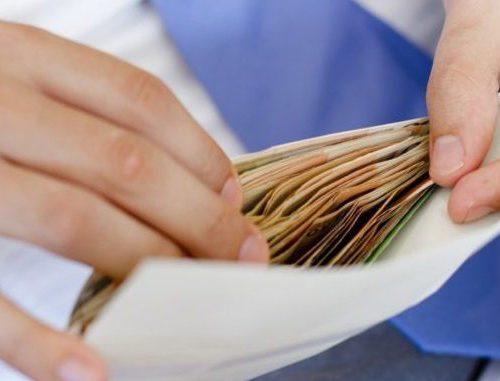 """Заробітна плата, яка виплачується """"у конвертах"""" – це тимчасове благо"""
