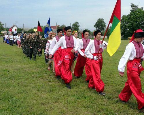 У Житомирському районі стартувала військово-патріотична гра «Джура»