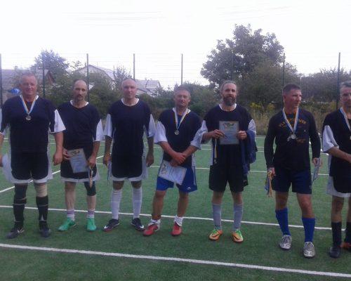 Відбулися фінальні обласні спортивні ігри Житомирщини серед ветеранів