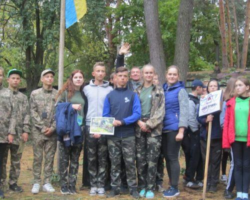 Підведено підсумки проведення районного змагання з туристського багатоборства на честь Всеукраїнського Дня туризму