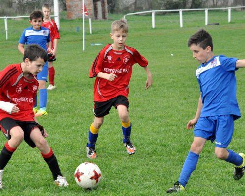 Юні футболісти району традиційно серед кращих