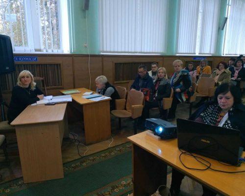 Відбулося засідання колегії відділу освіти, національно-патріотичного виховання, молоді та спорту райдержадміністрації