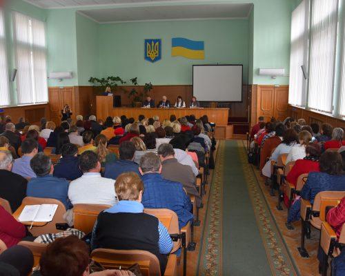 У Житомирському районі обговорили питання дотримання вимог законодавства при організації харчування