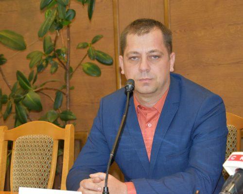 Віталій Бунечко представив нового голову Житомирської районної державної адміністрації