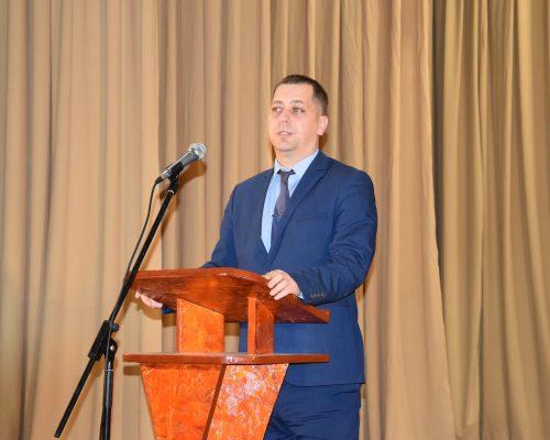 Юрій Оханський привітав командування та військовослужбовців 190 навчального центру з 17 річницею заснування підрозділу