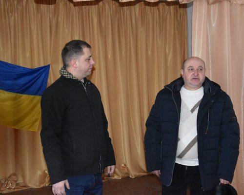 Голова райдержадміністрації відвідав Березівку