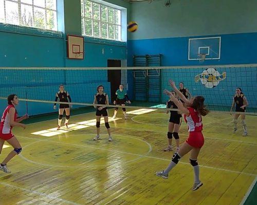 Пройшли обласні зональні змагання з волейболу серед дівчат