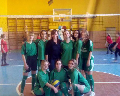 Відбулися районні фінальні змагання з волейболу серед дівчат