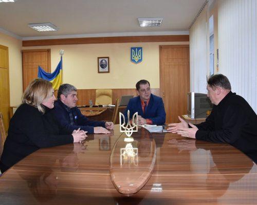 Юрій Оханський зустрівся з активом Громадської ради при РДА