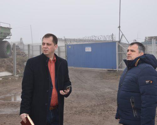 Юрій Оханський побував з робочим візитом у Сінгурах