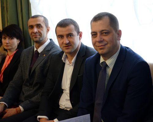 Голова райдержадміністрації взяв участь нараді з Прем'єр-міністром Олексієм Гончаруком у Житомирі