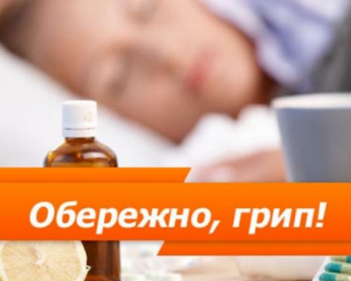 У закладах загальної середньої освіти району проведено профілактичні заходи щодо попередження ГРВІ, грипу, вірусних інфекцій