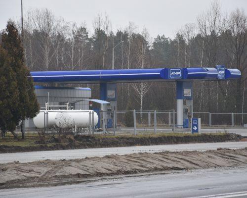 У районі триває робота над унормуванням ринку пального