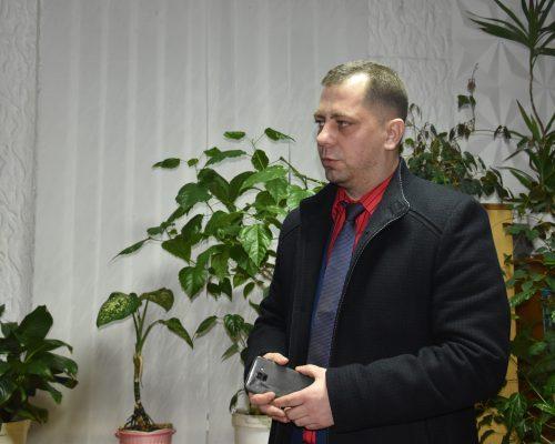 Юрій Оханський взяв участь у позачерговій сесії Високопічської сільської ради