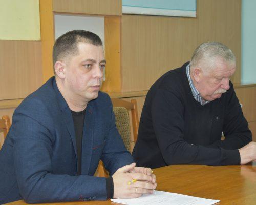 Голова райдержадміністрації провів нараду щодо активізації роботи зі створення Новогуйвинської ОТГ