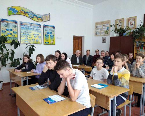 Відбувся районний семінар вчителів фізики