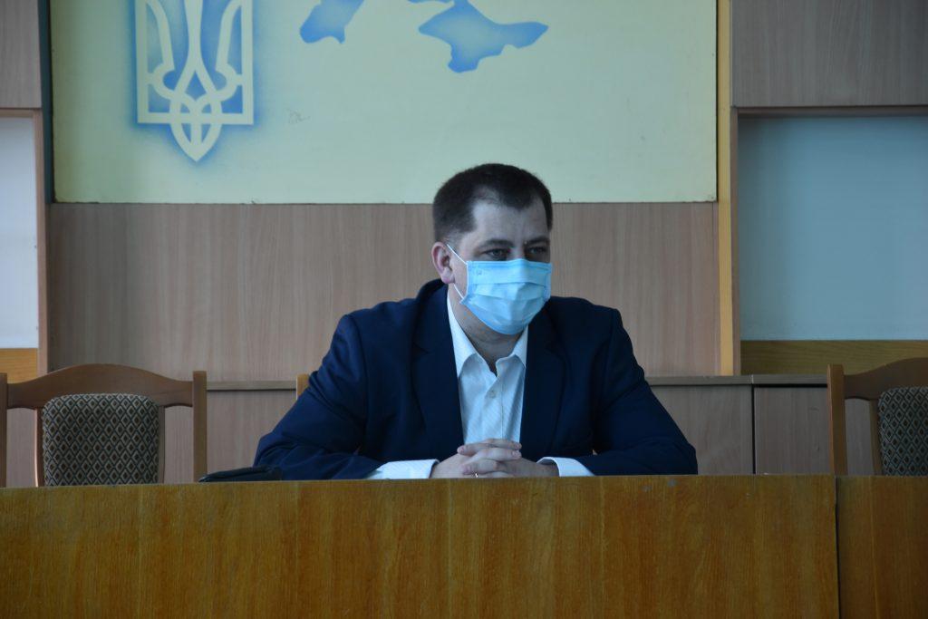 Юрій Оханський провів шосте позачергове засідання районної комісії з питань ТЕБ та НС