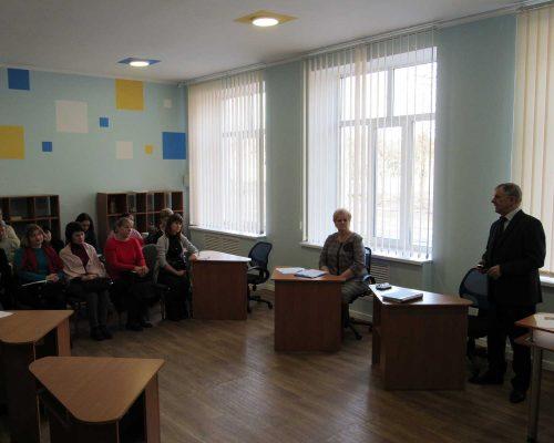 Відбувся районний семінар вчителів математики