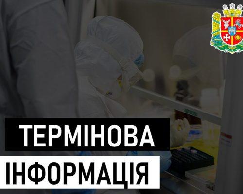 COVID-19 на Житомирщині: вже 309 випадків захворювання, з яких 5 – за минулу добу