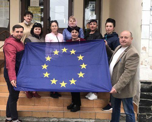 Житомирський район відзначає День Європи