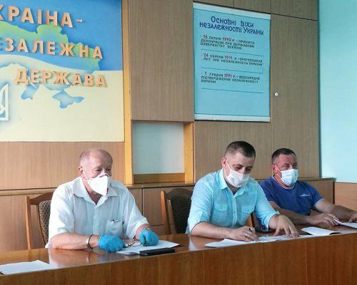 У Житомирському районі незабаром може запрацювати програма, яка дозволить підвищити якість зубопротезування пільговикам