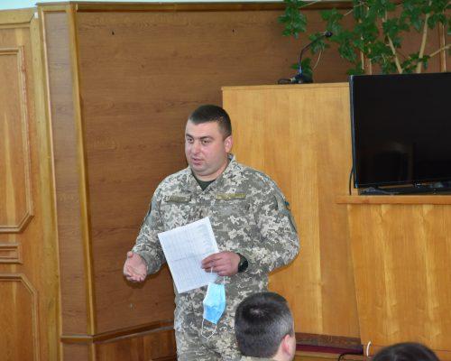 Проведено нараду з головами селищної, сільських рад щодо порядку призову громадян на строкову військову службу