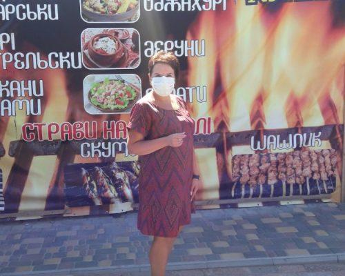 Перевірено роботу кафе «Курна хата» в с. Оліївка