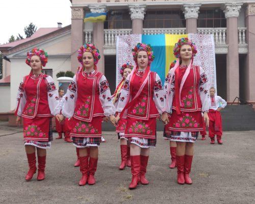 В Житомирському районі відбулися урочисті заходи з нагоди відзначення Дня незалежності України та Дня Державного Прапора України