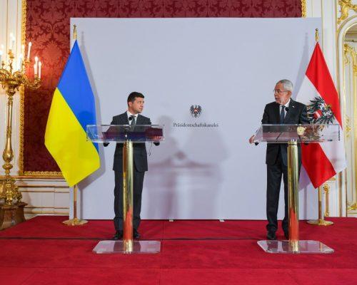 Президент України: Важливо, щоб не просто закінчилася війна, а з найменшими втратами людей, з поверненням наших територій