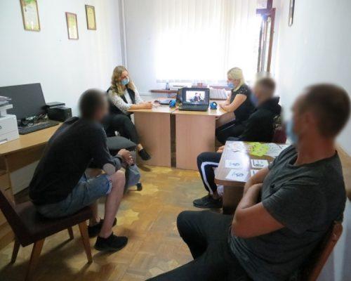 У Житомирському районі триває профілактична робота з клієнтами пробації із залученням соцслужби