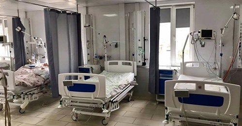 Рівень заповненості ліжок в КНП «ЦРЛ» складає 62,5%