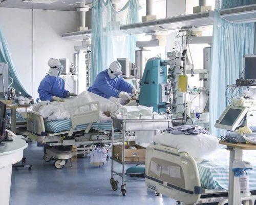 Рівень заповненості ліжок в КНП «ЦРЛ» складає 97,5%