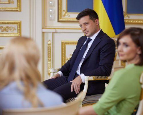 Майже 30 років український народ дурили щодо земельної реформи, за цей час розкрадено 5 млн га – Глава держави в інтерв'ю українським телеканалам
