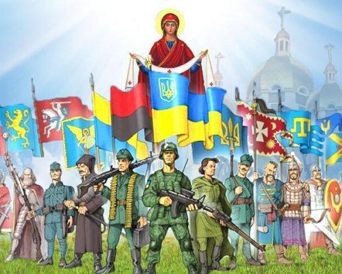 Вітання голови райдержадміністрації з нагоди Покрови Пресвятої Богородиці, Дня захисника України та Дня українського козацтва