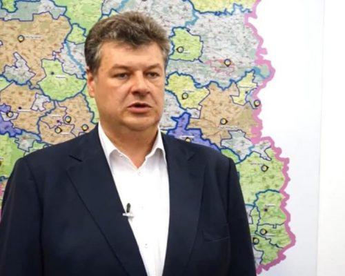 Звернення голови Житомирської ОДА Віталія Бунечка щодо стану захворюваності на COVID-19 у Житомирській області. ВІДЕО