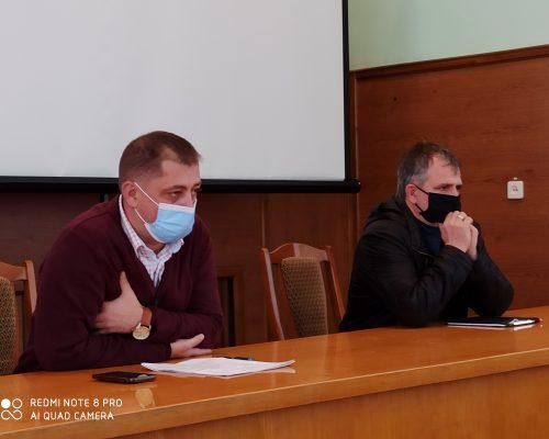 Проведено тридцять сьоме позачергове засідання районної комісії з питань техногенно-екологічної безпеки та надзвичайних ситуацій