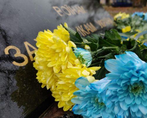 В Житомирському районі пройшли заходи з нагоди відзначення в Україні Дня Гідності та Свободи