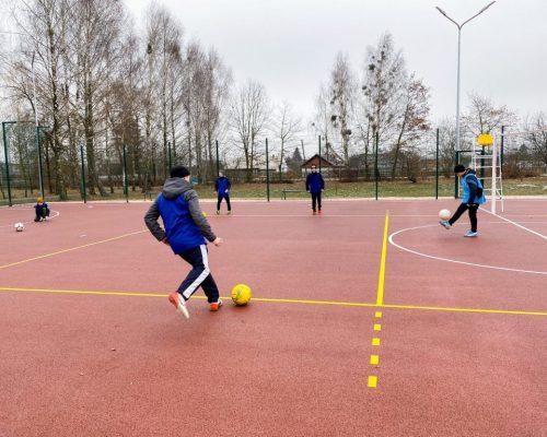 Велике будівництво на Житомирщині: у рамках Програми Президента відкрито ще один спортивний об'єкт