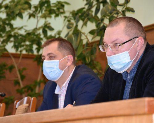Проведено нараду з селищним та сільськими головами Житомирського району