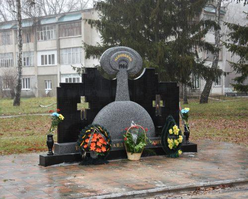 У Житомирському районі відзначили День вшанування ліквідаторів наслідків аварії на Чорнобильській АЕС