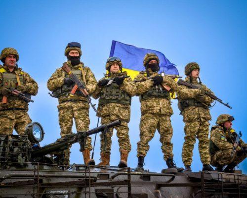 12 грудня – День Сухопутних військ Збройних Сил України